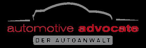 Automotive Advocate - der Autoanwalt
