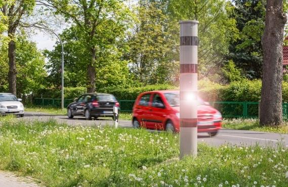 Verkehrsanwalt - Blitzer